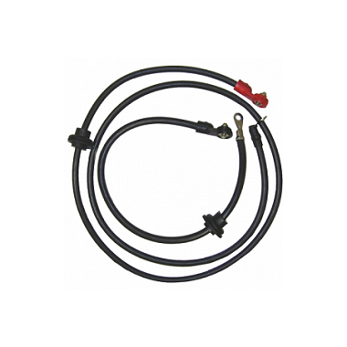70 Battery Cables SIDE TERMINAL PAIR