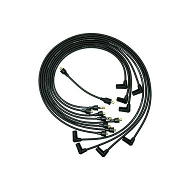 72L SPARK PLUG WIRE SET - 350 (DATED 1-Q-72)