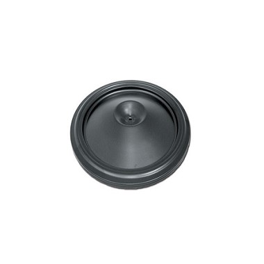 73-75 AIR CLEANER COVER/LID BLACK L-48