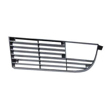 73 GRILLE REPLACEMENT LH  - 73 HAS CHROME EDGE