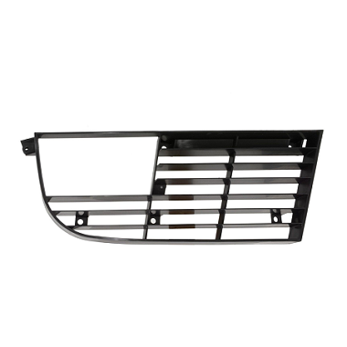 73 GRILLE REPLACEMENT RH - 73 GRILLE HAS CHROME EDGE